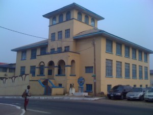 College of West Africa (CWA), the building that will be used for the UMU Graduate School of Theology