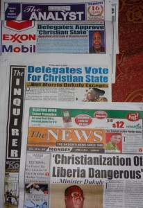 Some of the headlines after the committee decision.