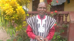 E. Julu Swen of the Liberia UMC.