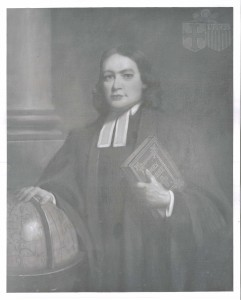 Rev. Thomas Coke, First bishop of the Methodist Episcopal Church.