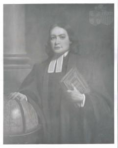 Rev. Thomas Coke, First bishop of the Methodist Episcopal Church.